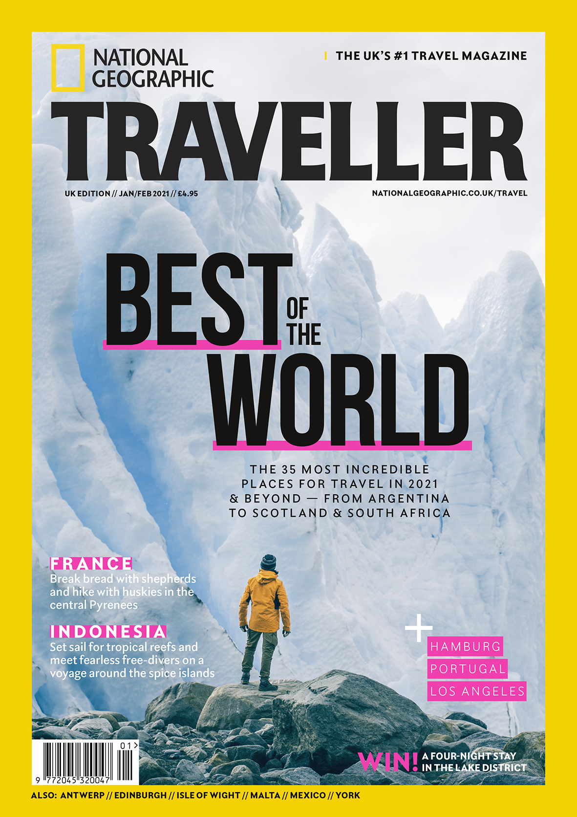 Back Issue - Jan/Feb 21